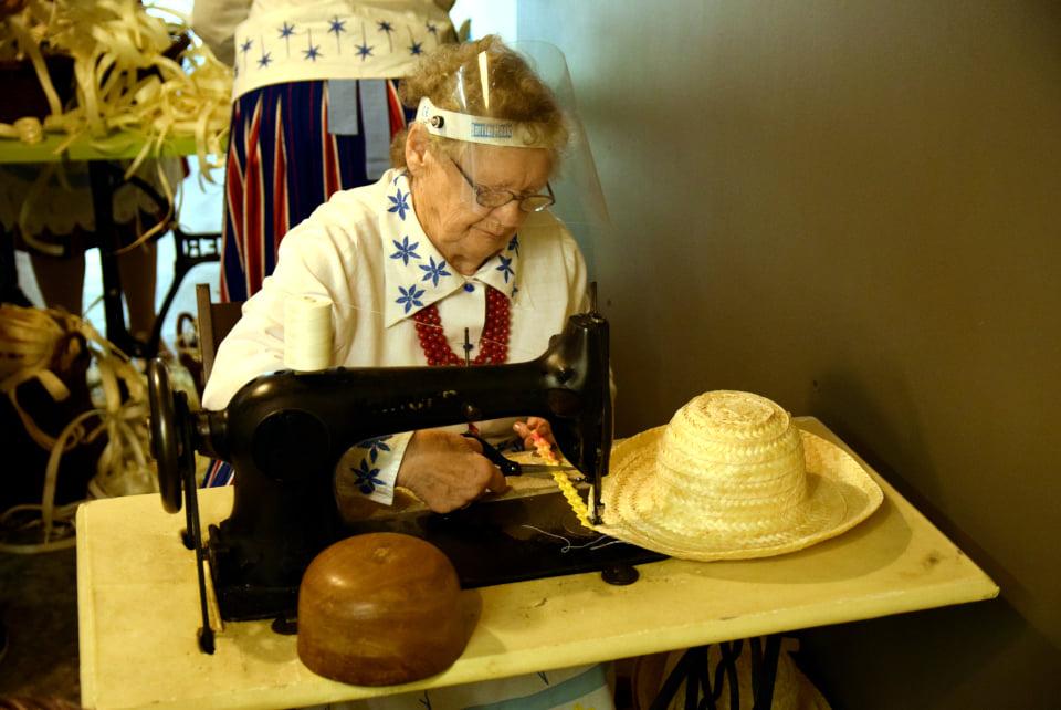 Koło Gospodyń Wiejskich w Koziegłowach uczy, co to tradycja 2