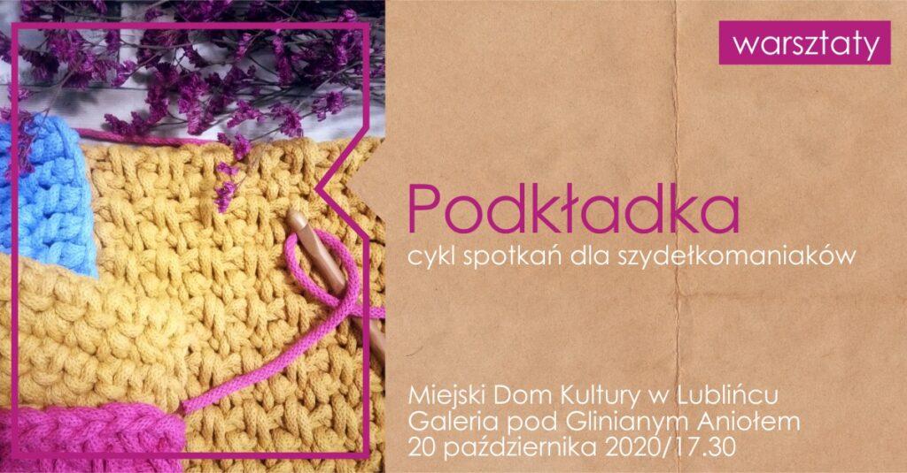 Październikowe kreatywne spotkania w MDK Lubliniec 3