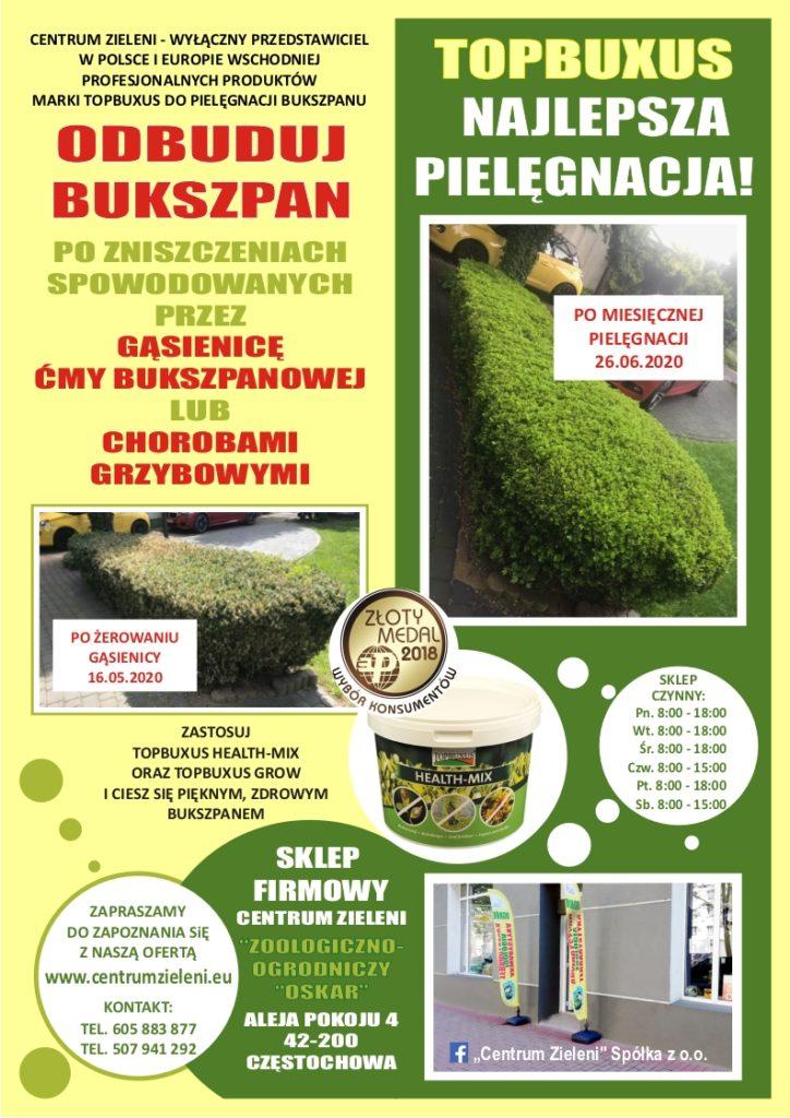 Czy ćma bukszpanowa zagraża także innym roślinom? 4