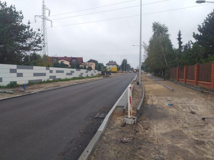 Trwa budowa odwodnienia w częstochowskiej dzielnicy Północ 2