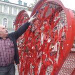 Serce zabrane z placu Biegańskiego. W Częstochowie nie znalazło się dla niego inne miejsce 2