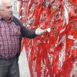 Serce zabrane z placu Biegańskiego. W Częstochowie nie znalazło się dla niego inne miejsce 4