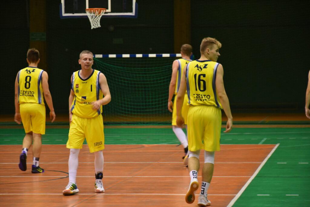 W meczu na szczycie 2 ligi lider AZS Częstochowa wyraźnie słabszy od wicelidera z Krakowa 2