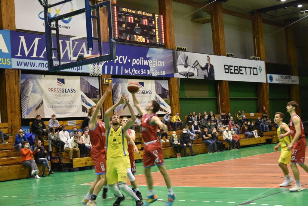 Pewna wygrana koszykarzy AZS Częstochowa z GTK Gliwice 5