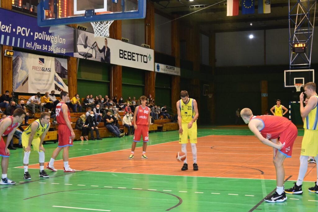 Koszykarze AZS podejmują niepokonaną Polonię Bytom 3