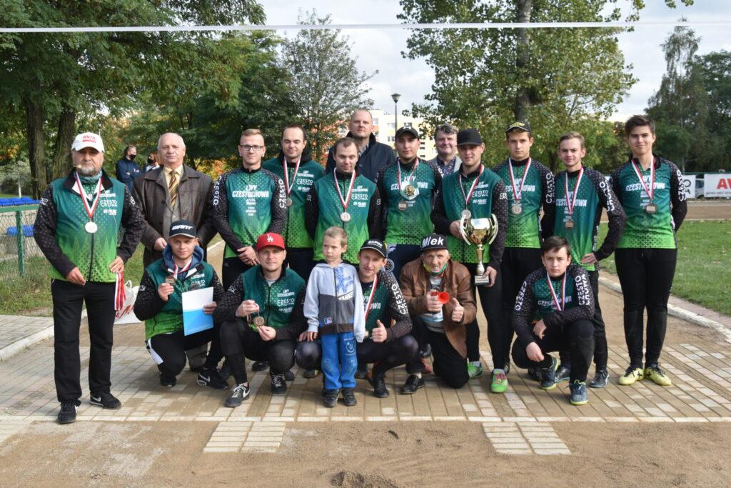 Lwy Avia Częstochowa zdobyły brązowy medal w speedrowerowej Superlidze i Drużynowych Mistrzostwach Polski!!! 1