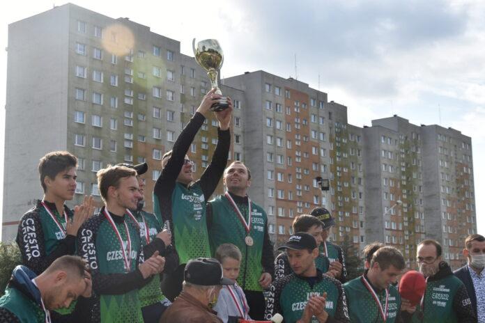 Lwy Avia Częstochowa zdobyły brązowy medal w speedrowerowej Superlidze i Drużynowych Mistrzostwach Polski!!! 16