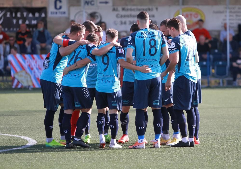 Skra Częstochowa wygrała finałowy baraż i na 95-lecie wywalczyła awans do Fortuna 1 Ligi! 1