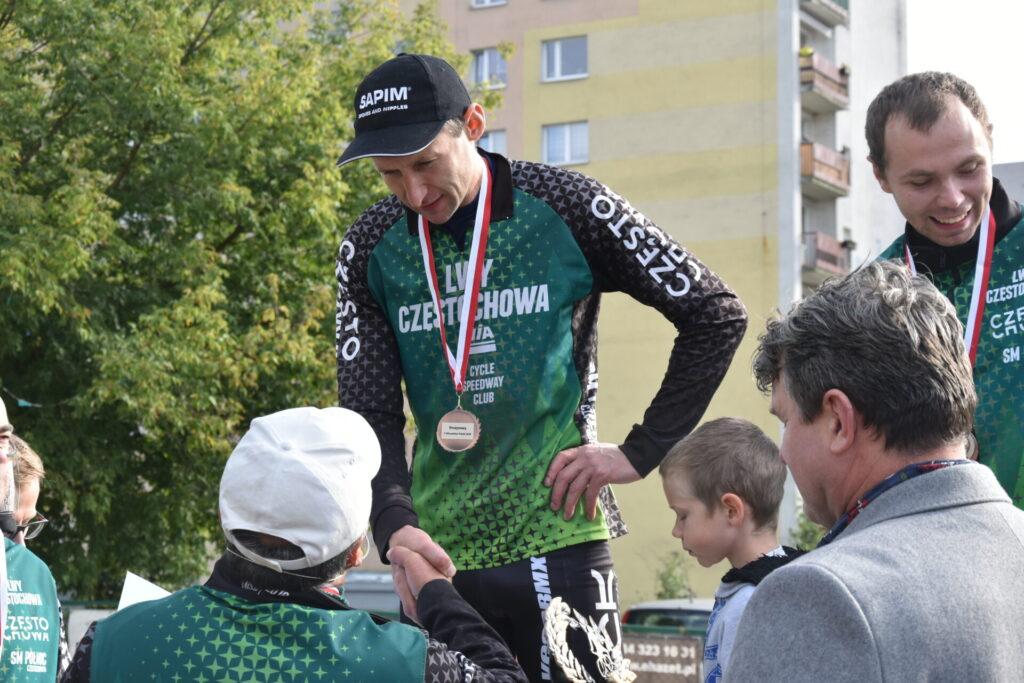 Lwy Avia Częstochowa zdobyły brązowy medal w speedrowerowej Superlidze i Drużynowych Mistrzostwach Polski!!! 10