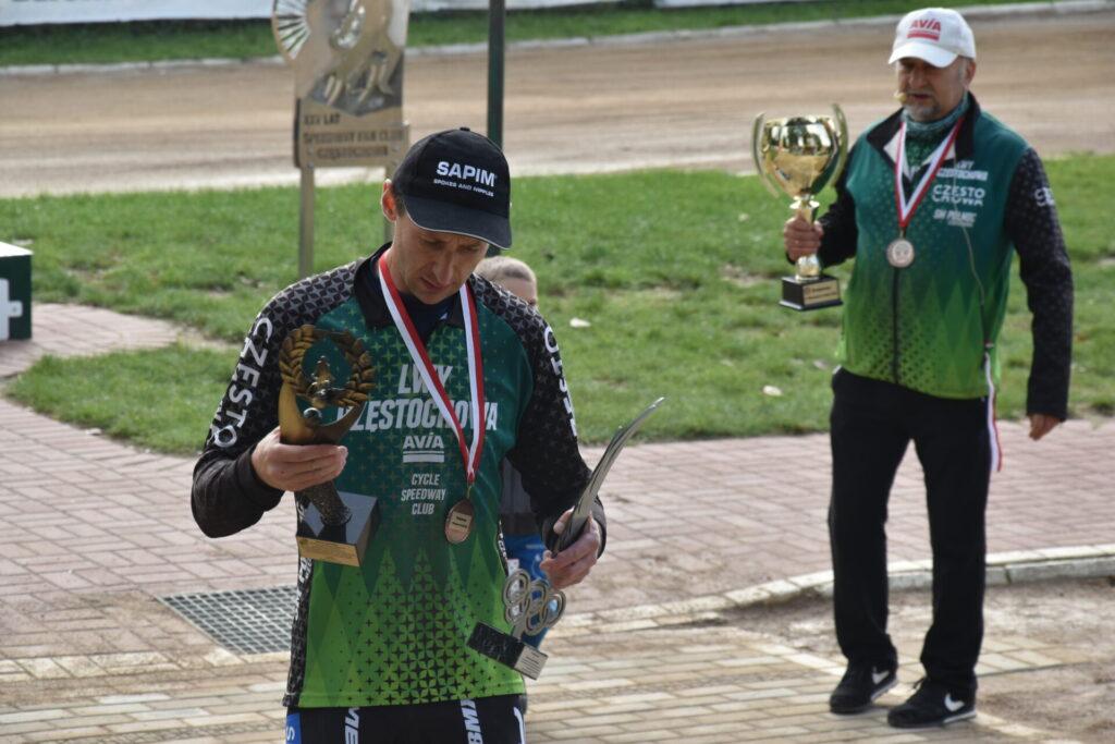 Lwy Avia Częstochowa zdobyły brązowy medal w speedrowerowej Superlidze i Drużynowych Mistrzostwach Polski!!! 11