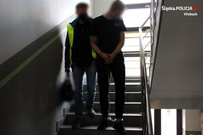 Przyjechał na gościnne występy do Kłobucka, teraz spędzi 3 miesiące w areszcie 4