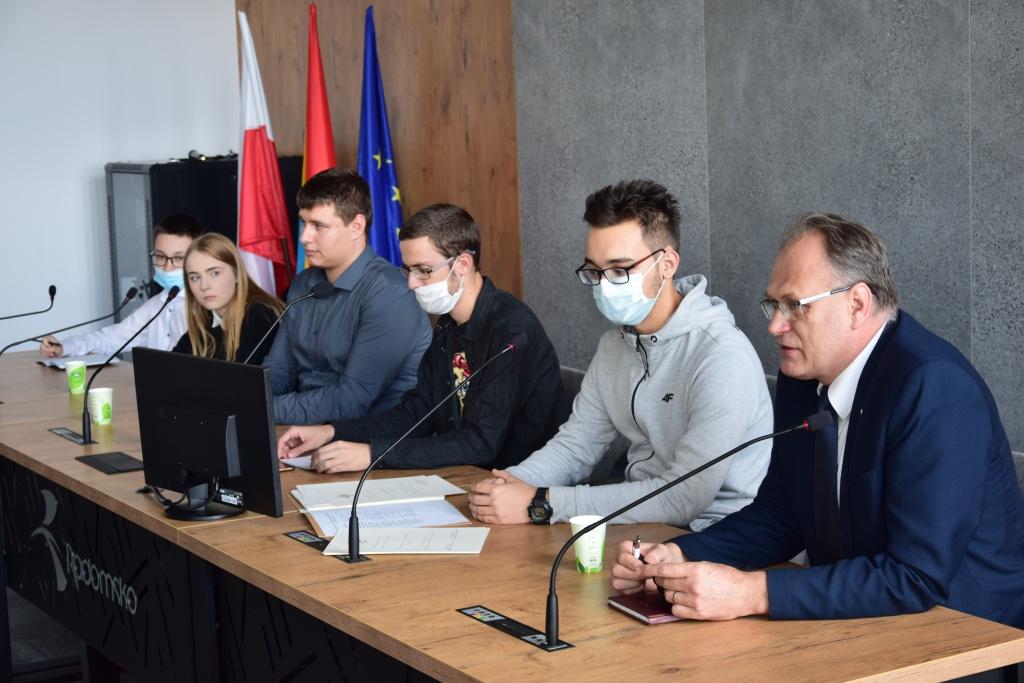W Radomsku zakończyła się kadencja MRM 1