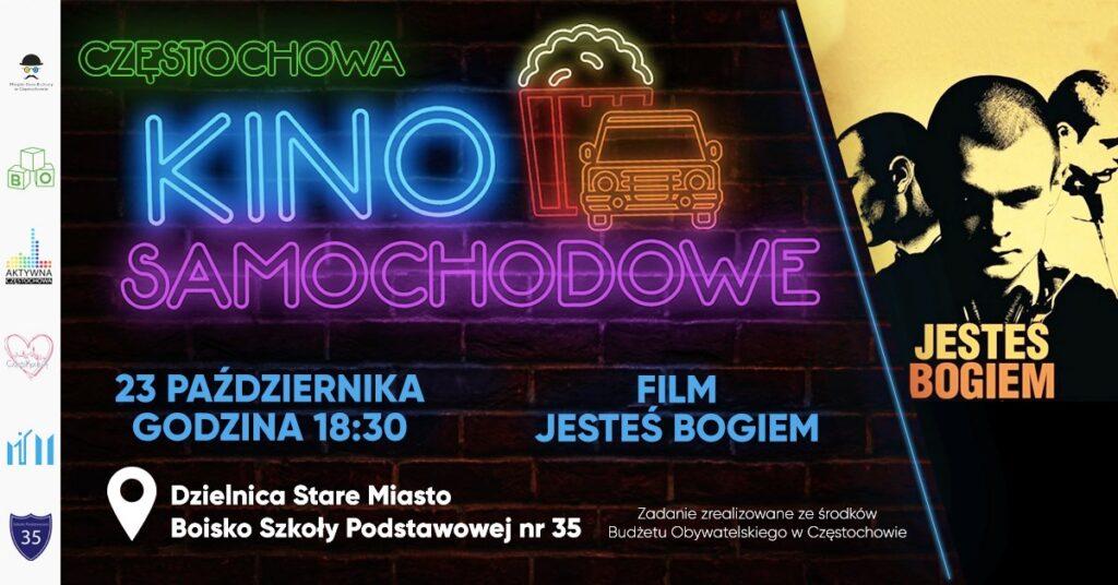 Już dzisiaj Częstochowskie Kino Samochodowe na Starym Mieście 2