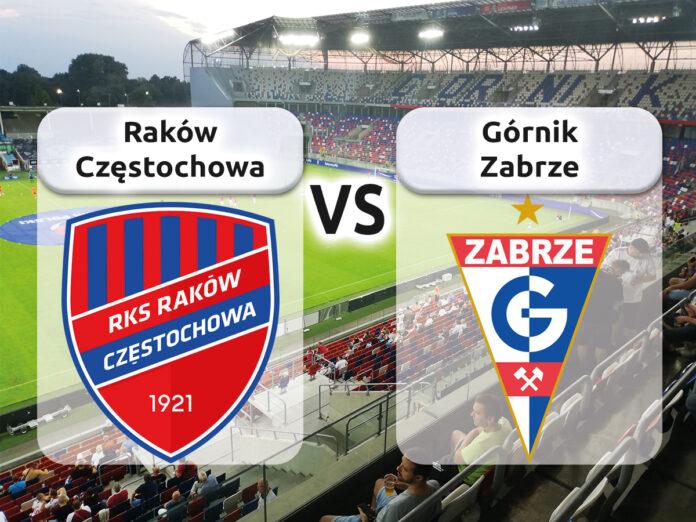 W hicie PKO BP Ekstraklasy Raków wygrał w Zabrzu z Górnikiem i obronił pozycję lidera! 2