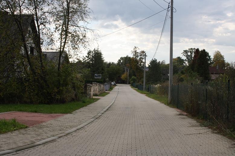 W Myszkowie zakończyła się budowa dróg  na ulicy Klonowej i Sadowej 3