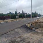 Trwa budowa odwodnienia w częstochowskiej dzielnicy Północ 4