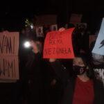 Częstochowa czwarty dzień mówi NIE orzeczeniu Trybunału Konstytucyjnego. Centrum  zablokowane przez przeciwników zaostrzenia ustawy aborcyjnej. Pod szczytem jasnogórskim policja użyła gazu 14