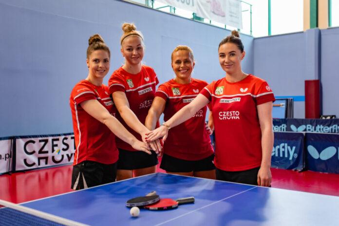 Tenisistki stołowe Bebetto AZS UJD poznały rywala w półfinale play-off. Zagrają z 29 krotnym mistrzem Polski 2