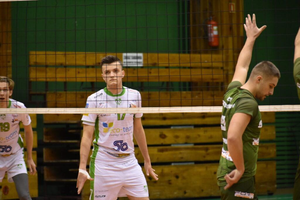 W Hali Polonia rozegrane zostały siatkarskie derby... częstochowskich AZS-ów. Forma AZS lepsza od Eco-Team AZS Stoelzle II 4