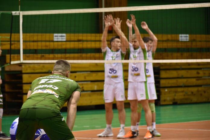 W Hali Polonia rozegrane zostały siatkarskie derby... częstochowskich AZS-ów. Forma AZS lepsza od Eco-Team AZS Stoelzle II 6