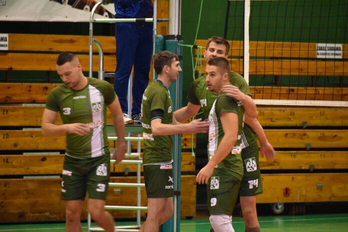 Siatkarze AZS Częstochowa grają z trzecim w tabeli KS Rudziniec 2