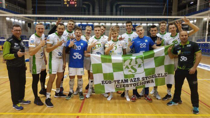 Wygrana Eco-Team AZS Stoelzle w Kętach w pierwszym meczu play-off 2