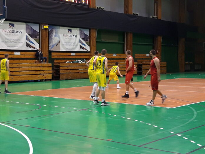 Lider za silny dla koszykarzy 2 ligowej AZS Politechniki 5