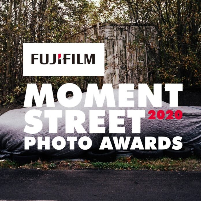FUJIFILM MOMENT STREET PHOTO AWARDS 2020