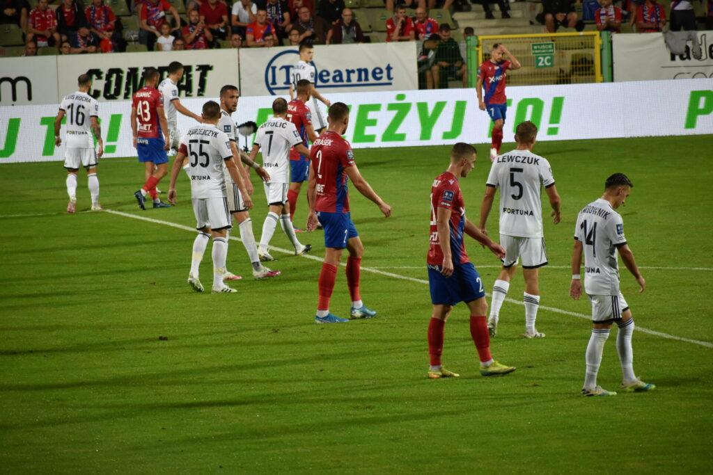 Raków już w sobotę gra w Warszawie finał Superpucharu, a Legia w środę wygrała 2:0 z norweskim FK Bodo/Glimt 1