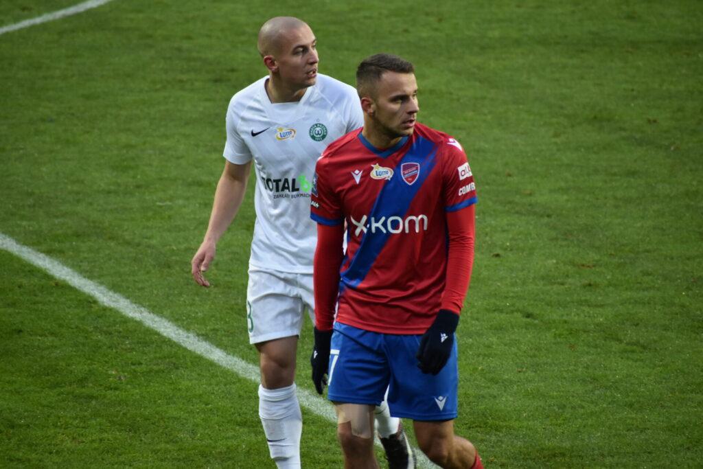 Ostatni tegoroczny mecz Rakowa w Bełchatowie. Przyjeżdża Jagiellonia Białystok 5