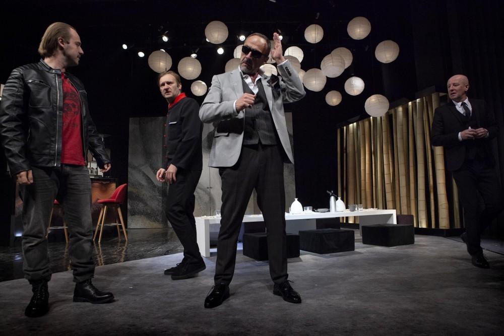 """Teatr im. A . Mickiewicza w Częstochowie zaprasza na ostatni, przed zamknięciem instytucji kultury, spektakl TestosterON.  Konkurs """"Zaproszenie na TestosterON"""" rozstrzygnięty - 1"""