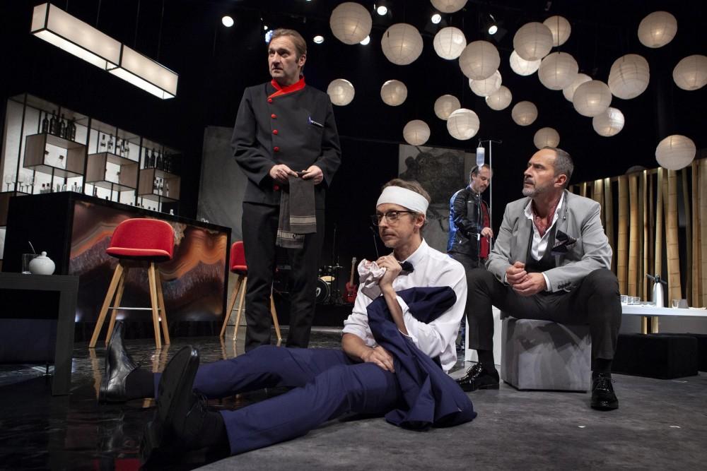 """Teatr im. A . Mickiewicza w Częstochowie zaprasza na ostatni, przed zamknięciem instytucji kultury, spektakl TestosterON.  Konkurs """"Zaproszenie na TestosterON"""" rozstrzygnięty - 3"""