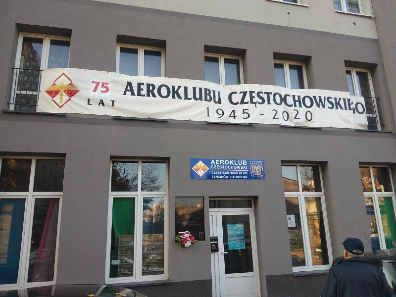 75-lecie Aeroklubu Częstochowskiego 3