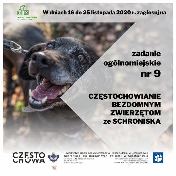 Dzisiaj ruszyło głosowanie w kolejnej edycji częstochowskiego Budżetu Obywatelskiego 3