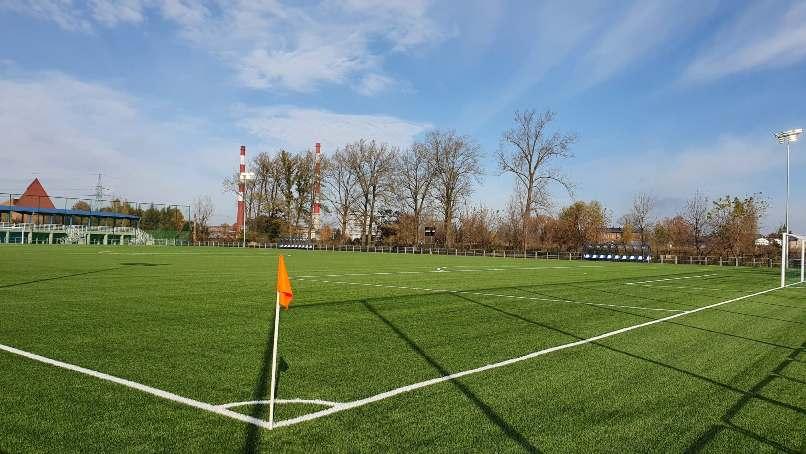 W Myszkowie powstało nowe boisko treningowe 3