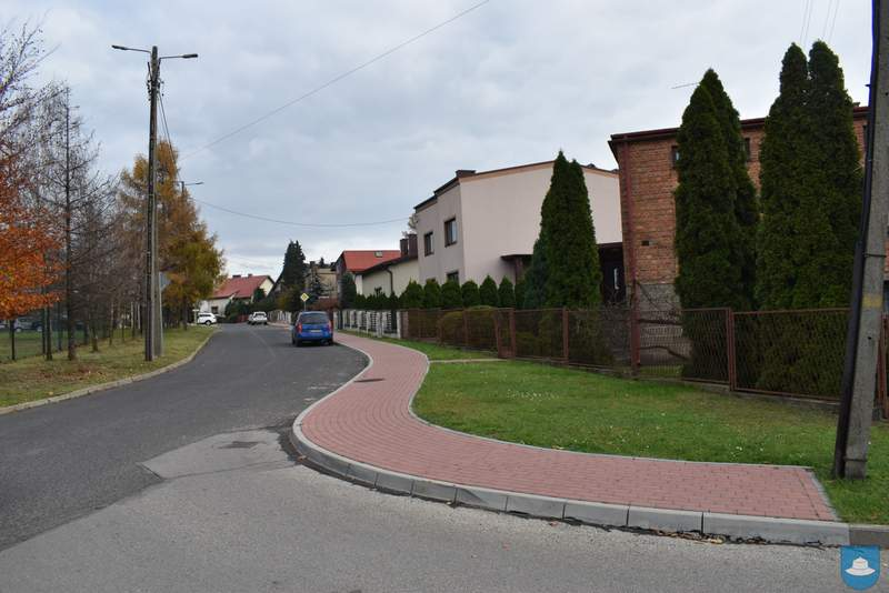 Kłobuck remontuje gminne drogi 1