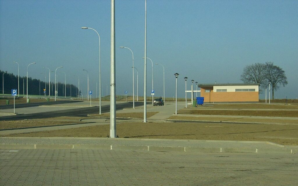 Wykonawca budowy MOP-a i Obwodu Utrzymania Autostrady A1 wybrany 1