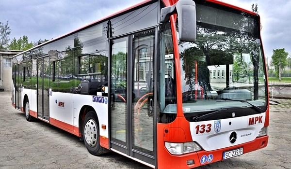 Od jutra Dekabrystów czasowo przejezdna w obu kierunkach. Na stare trasy wracają autobusy częstochowskiego MPK 2