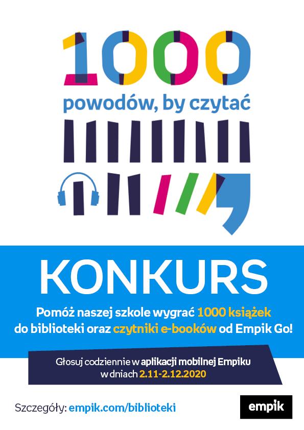 Szkoła Podstawowa nr 7 w Myszkowie im. Jana Brzechwy prosi o głosy 2