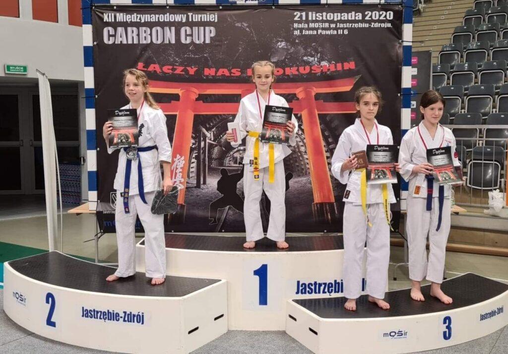 Zawodnicy Klubu Karate Randori z Radomska ze złotem i brązem 2