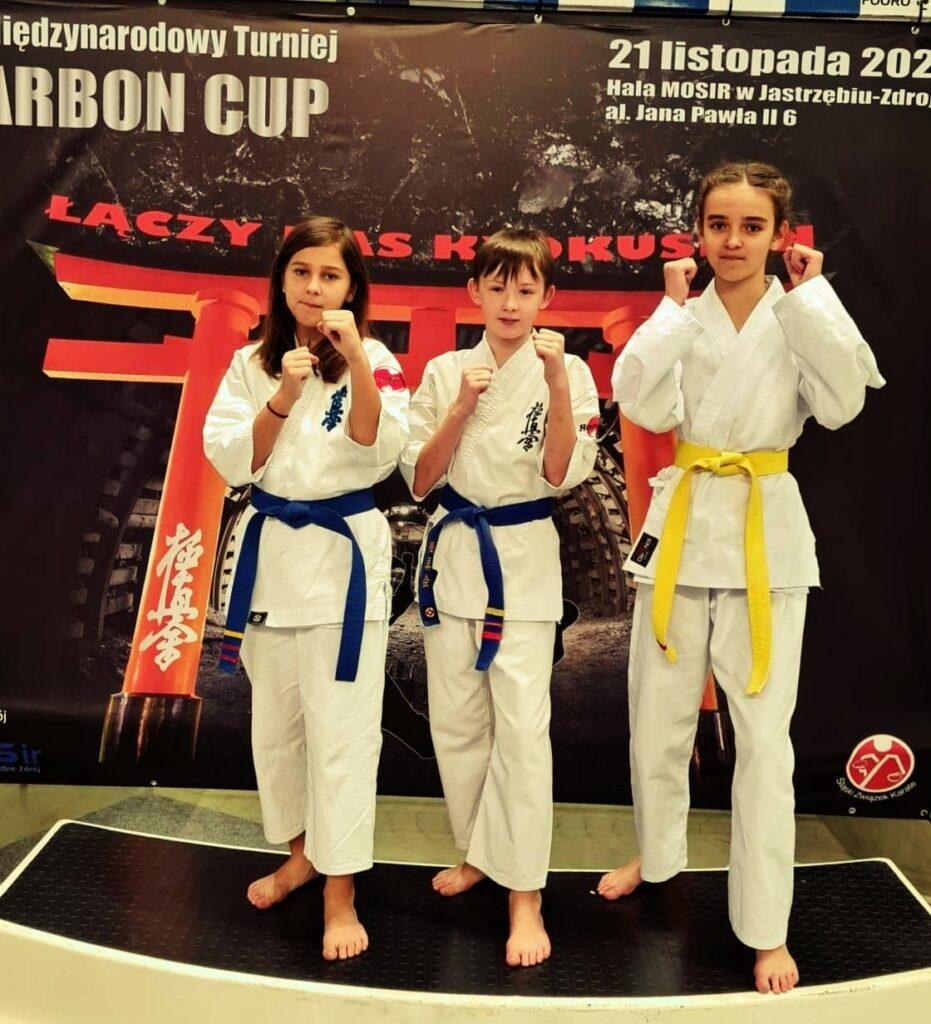 Zawodnicy Klubu Karate Randori z Radomska ze złotem i brązem 3