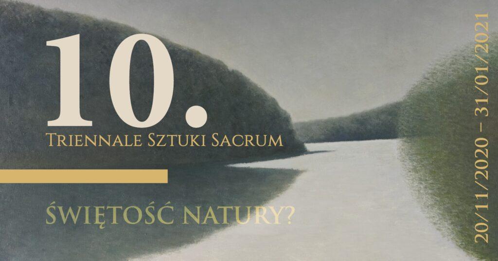 10. Triennale Sztuki Sacrum w Częstochowie. Miejska Galeria Sztuki zaprasza na wystawę online 1