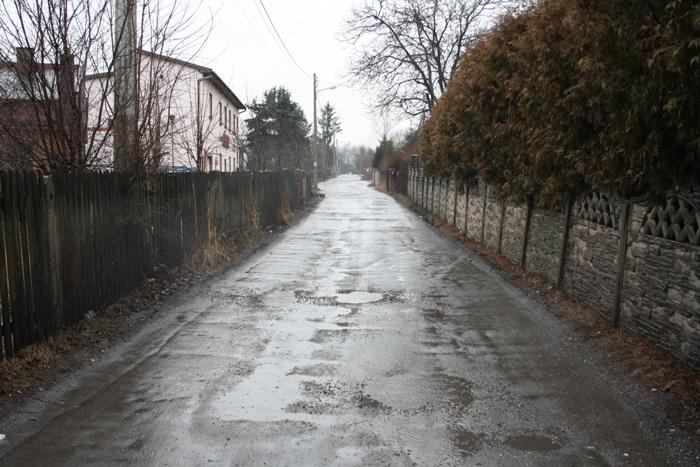 W Myszkowie zakończyła się budowa dróg  na ulicy Klonowej i Sadowej 1