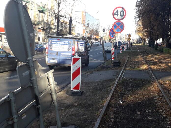 Właściwy remont torów w Śródmieściu Częstochowy opóźniony. Teraz tylko prace demontażowe 3