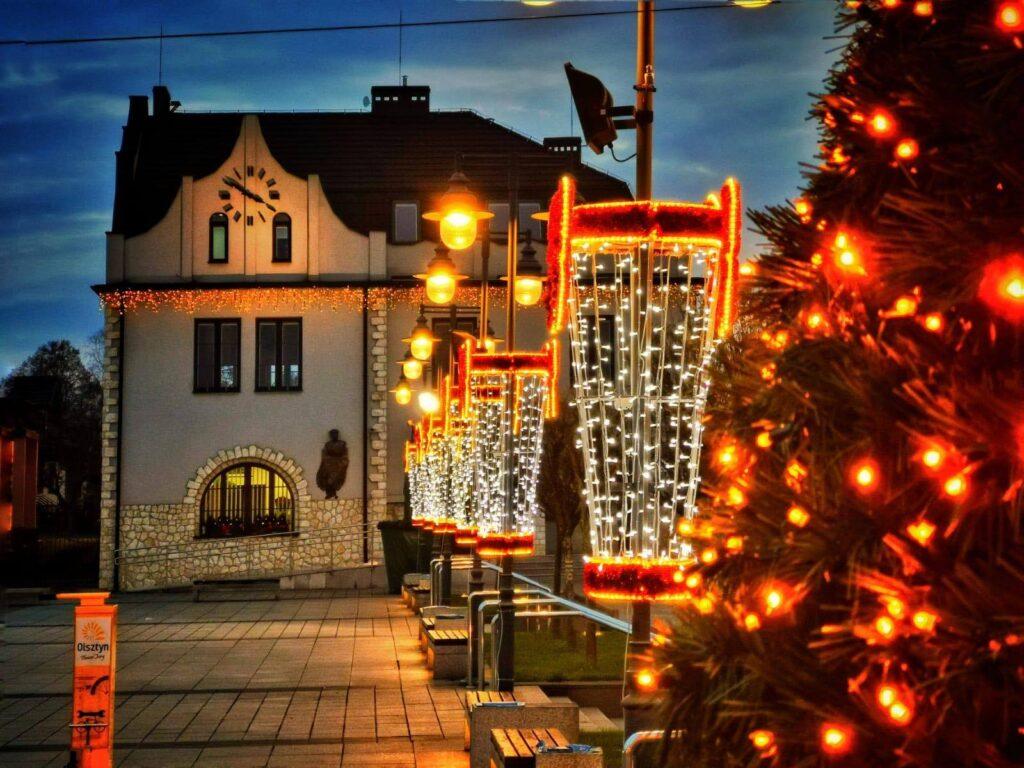 Magia Świątecznego Blasku w Olsztynie 1