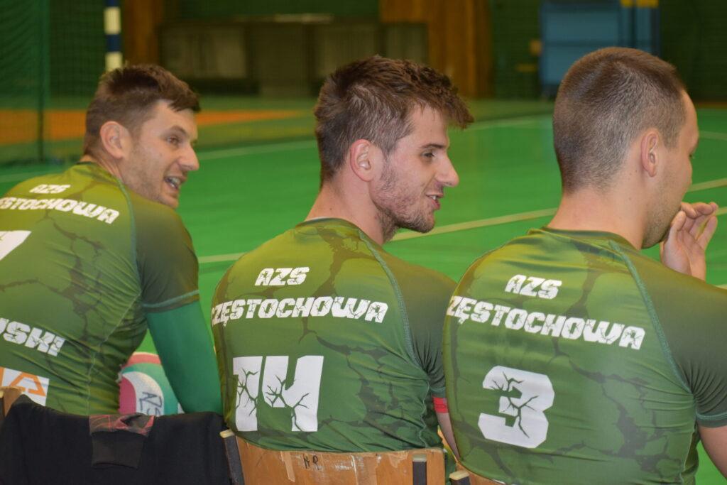 Wygrana siatkarzy AZS-u Częstochowa w Hali Polonia 12