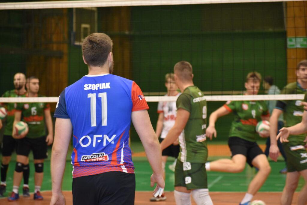 Wygrana siatkarzy AZS-u Częstochowa w Hali Polonia 11