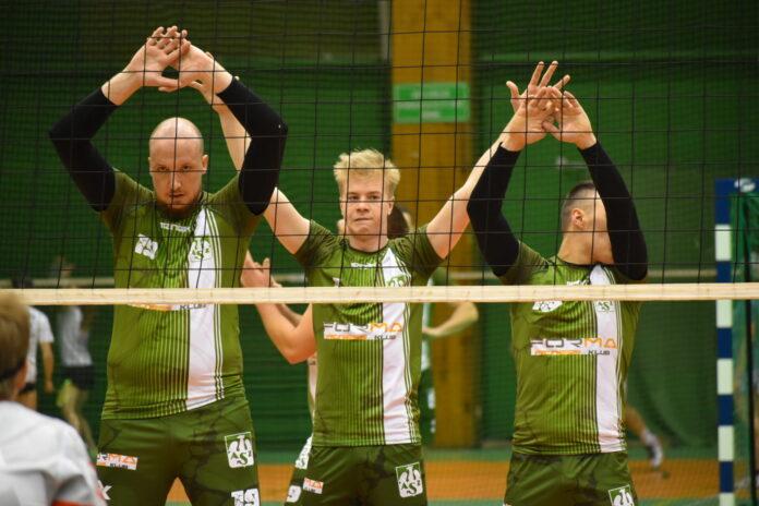 Wygrana siatkarzy AZS-u Częstochowa w Hali Polonia 18