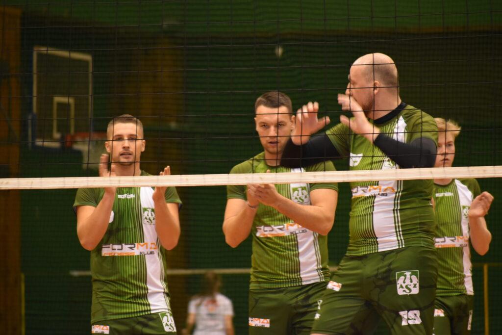 Siatkarze Forma AZS Częstochowa ponownie grają w Hali Polonia [TABELA] 1