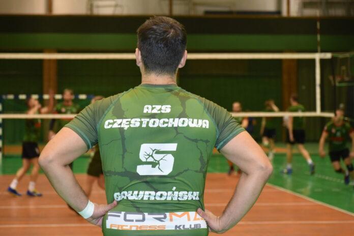 Siatkarze Forma AZS Częstochowa mają kolejne 3 punkty 3